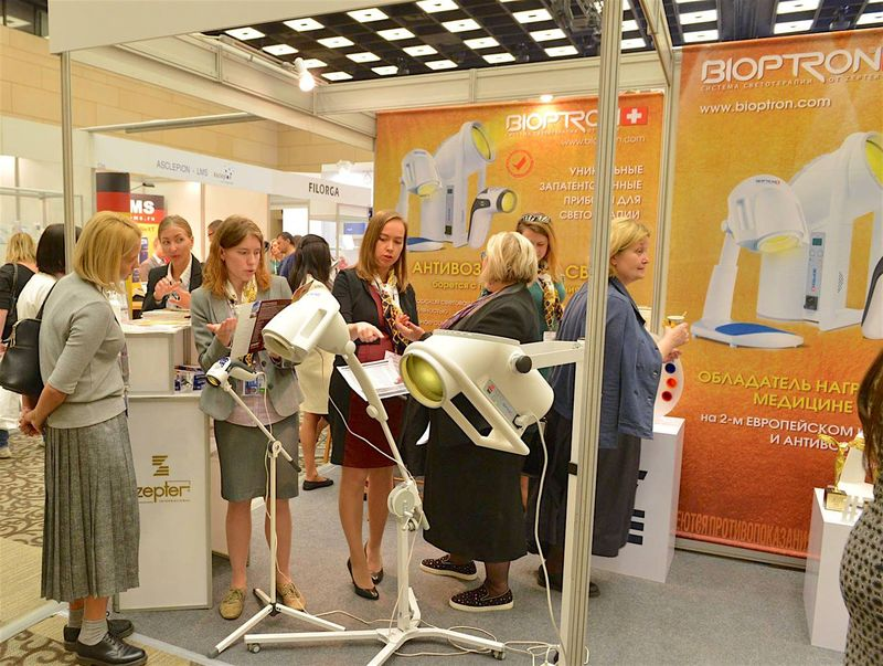 AMWC was held with the organizational support of the Healthcare Ministry and Healthcare Department of Moscow.