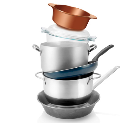 BAD QUALITY COOKWARE IS THE BIGGEST ENEMY TO OUR HEALTH!